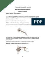 Guia de Ejercicios N° 07  FLEXION COMPUESTA