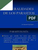 GENERALIDADES DE LOS PARASITOS..ppt