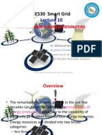 Lecture 10 Renewable Energy and Smart Grid.pptx