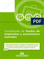 30 Constitucion de Fondos de Empleados
