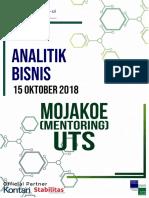 SPA Mentoring 2018 UTS Analitik Bisnis