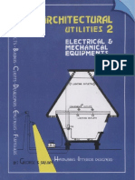 Architectural Utilities 2 - Electrical and Mechanical Equipment_1-10