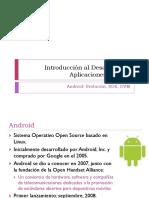 Conceptos básicos Android