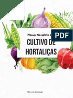 Manual Completo de Cultivo de Hortaliças
