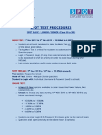 spot-test-procedures-guidelines-for-students-57634