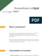 Rousseau's Romanticism criticism on Enlightment(1).pptx