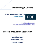 CpE41 VHDL Models of Abstraction 3 of 3