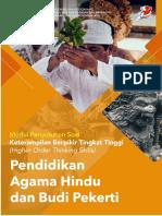 (datadikdasmen.com) 4. Modul Penyusunan Soal HOTS_PA Hindu.pdf