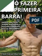 [E-book] Como Fazer Sua Primeira Barra.pdf