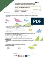 Ficha trabalho nº    _6674 - semelhança de triângulos- teste.doc