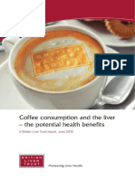 The Health Benefits of Coffee BLT Report June 2016