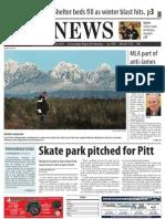 Maple Ridge Pitt Meadows News - November 24, 2010 Online Edition