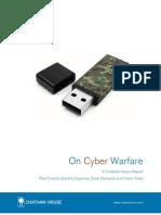 On Cyber Warfare