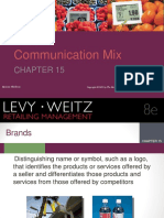 Levy6e_chap15-Retail Communcation Mix