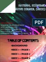 National Economic Consultative Council (NECC)