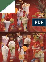 Eiskarten Standard Eisgetranke KSTD 012