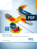 Sick - Product Information Safe AGV Easy