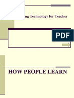 How People Learn1