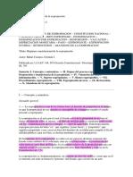 Regimen de expropiación, Bidert Campos