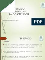 Presentación Estado, Derecho y Constitución (1).ppt