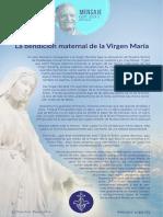 P. Dávila (La Bendición Maternal de La Virgen María)