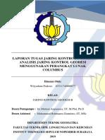 Tugas Responsi_laporan Praktikum Colombus 4_wiryadana Prakoso_03311740000077