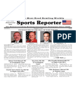 December 11 - 17, 2019  Sports Reporter