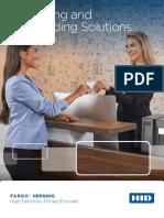 Fargo Hdp6600 Printer