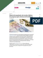 Reforma da Previdência não mudou poupança da maioria dos brasileiros.pdf