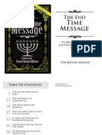 The End Time Message - The Revelation of Jesus Christ