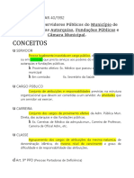 Lei Complementar 40-1992 Uberlandia Estatuto dos Servidores