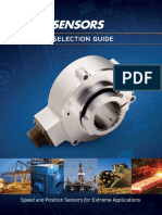 BEI - Encoders Selection Guide