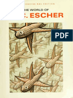 the world of M.C. Escher