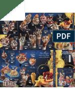 Eiskarten Standard EiskarteCompleta KSTD 019