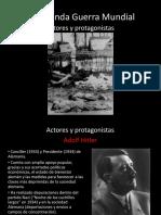 06. La Segunda Guerra Mundial (actores) (3).ppt
