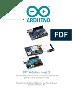 Diy Arduino Project Arduino Serial Communication