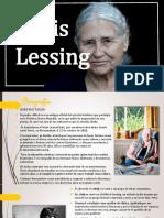Power point de la biografia de Doris Lesing