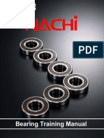 Bearing - Training Manual Nachi