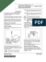 Agilent 5060-3387 Installation Guide