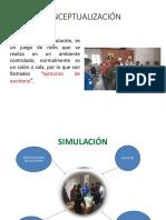Simulaciones y Simulacros