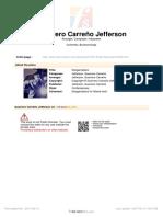 GUERRERO Jefferson, Desgarradura (SATB)