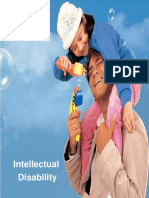 Intellectual Disability (MR)