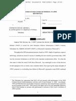 Amazon Complaint