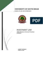 SEBI (Disclosure & Investor Protection) Guideline, 2000