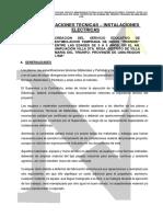 ESPECIF. TECNICAS ELECTRICAS.docx