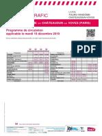 Info Trafic Tours Vendôme Châteaudun Voves (Paris) Du 10-12-2019_tcm56 46804_tcm56 236089