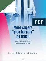 Processo Penal - Plea Bargain No Brasil - Luiz Flávio Gomes