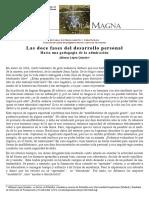 8 Las Doce Fases Del Desarrollo Personal Alfonso Lopez Quintas