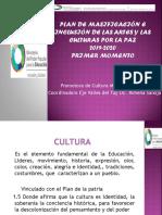 Plan de Masificación e Inclusión de las Artes Ponencia 2019.pptx