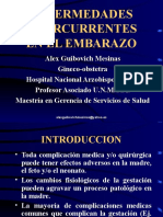 CLASE 19 y 20 ENFERMEDADES INTERCURRENTES EN EL EMBARAZO.ppt